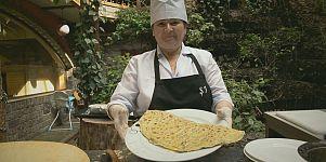 قطاب، غذایی لذیذ از آذربایجان