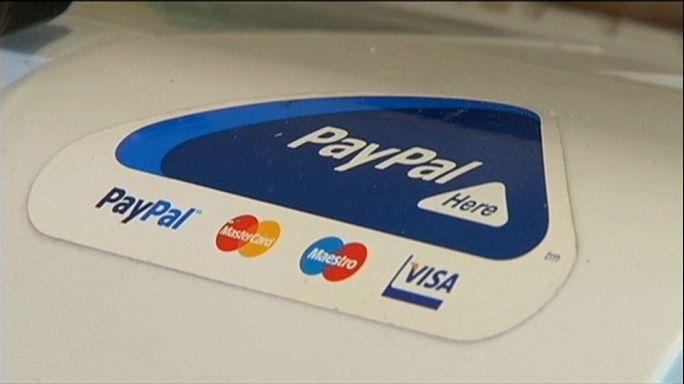PayPal и Visa: новые горизонты