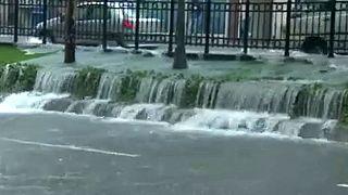 Κατακλυσμός στην Κωνσταντινούπολη