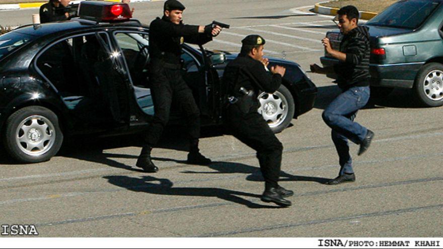 نصب دوربین بر روی لباس ماموران نیروی انتظامی