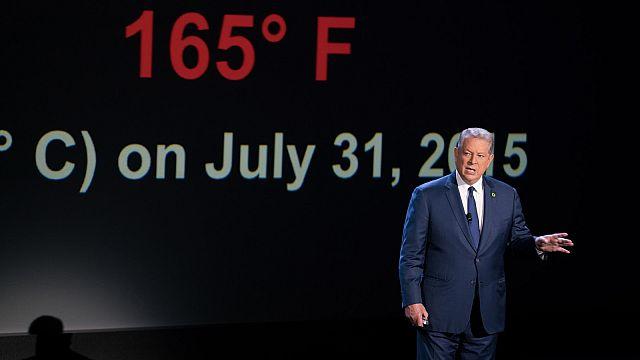 Environnement : Al Gore remonte au créneau