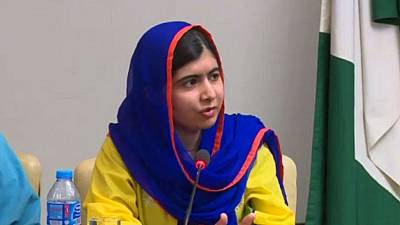 Malala asks Nigeria to declare 'state of emergency for education'
