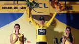 «Тур де Франс»: победный спринт Майкла Мэттьюса