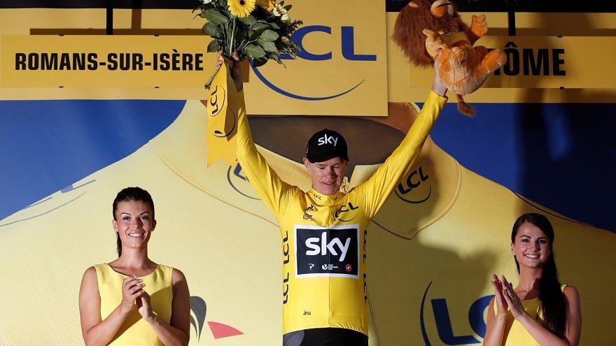 Michael Matthews gana en el Tour de Francia en la víspera de la llegada a los Alpes