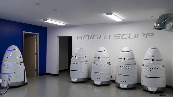 Premier suicide d'un robot de l'histoire?