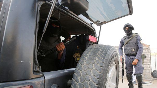 """مقتل 3 عناصر من حركة """"حسم """" في تبادل لإطلاق النار مع الشرطة المصرية"""