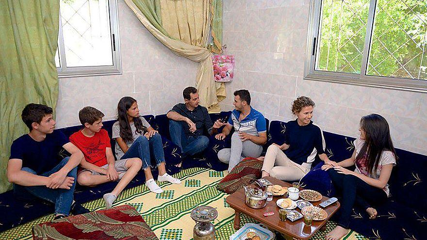 نجل بشار الأسد يشارك في أولمبياد الرياضيات بريو دي جنيرو