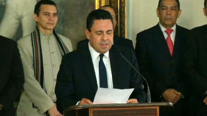 El Gobierno venezolano rechaza con vehemencia las amenazas de Trump