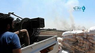 Özgür Suriye Ordusu ile PYD arasında çatışma