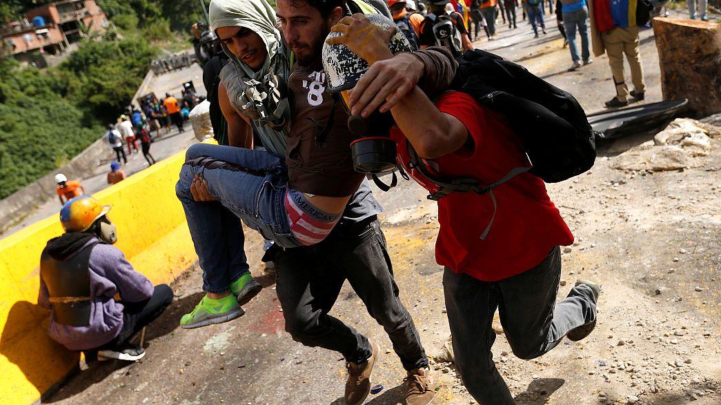 Venezuelan anger ahead of controversial vote