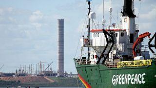 """""""Arctic Sunrise""""-Urteil: Russland soll 5,4 Millionen zahlen"""