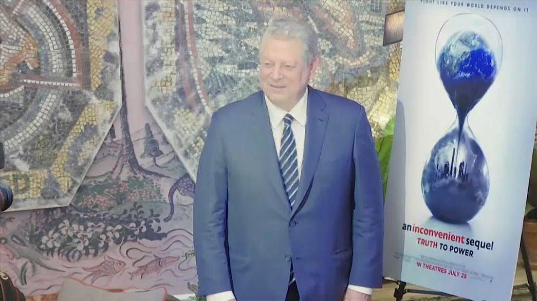 Torna Al Gore, con un documentario ambientalista