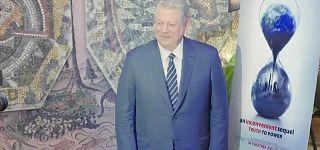 Al Gore aparece com outra verdade inconveniente