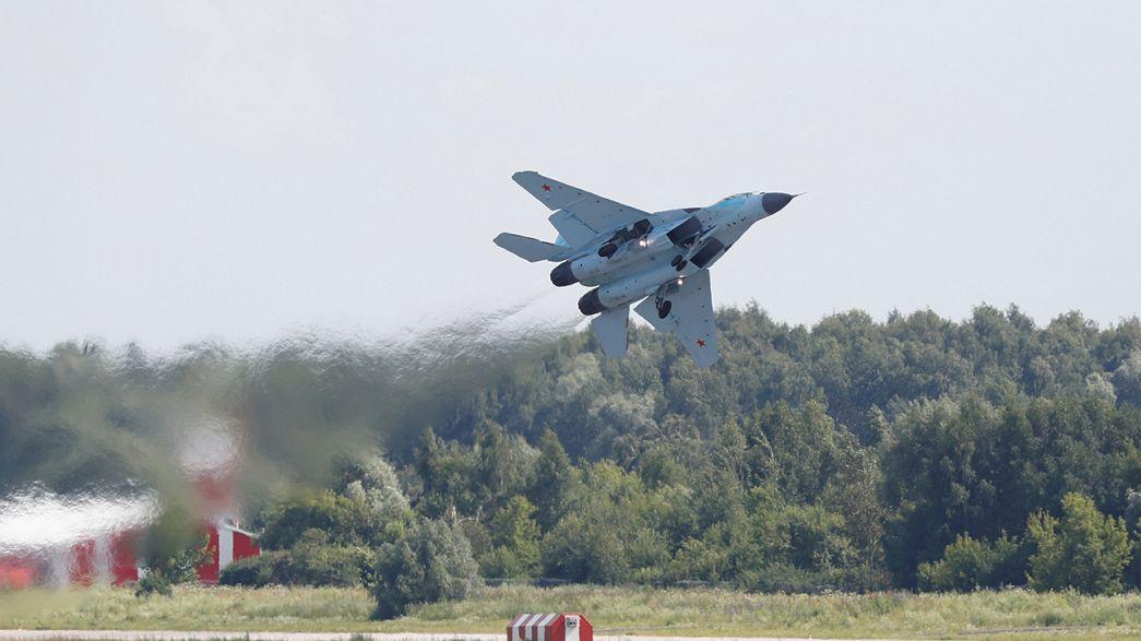 MAKS : le salon russe de l'aéronautique