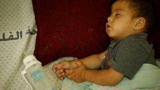 Gaza: il dramma dei reparti pediatrici