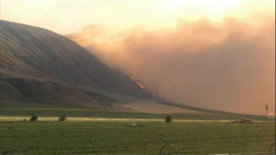 Ausztrálok segítenek a kanadai tűzoltásban