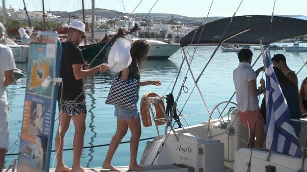 Grecia: scioperano i lavoratori del turismo, salari bassi e orari estenuanti