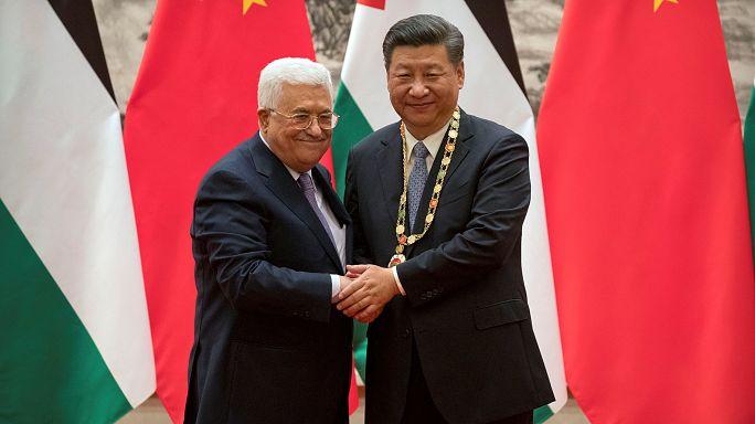 Çin: Tam bağımsız bir Filistin'in kurulmasını destekliyoruz