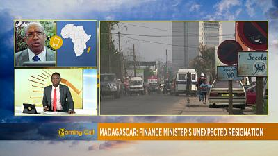 Madagascar: Finance Minister's unexpected resignation [The Morning Call]
