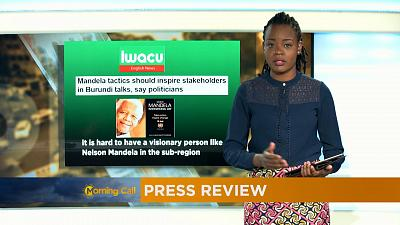 Press Review of July 19, 2017 [The Morning Call]