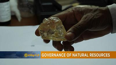 Governance of natural resources [The Morning Call]