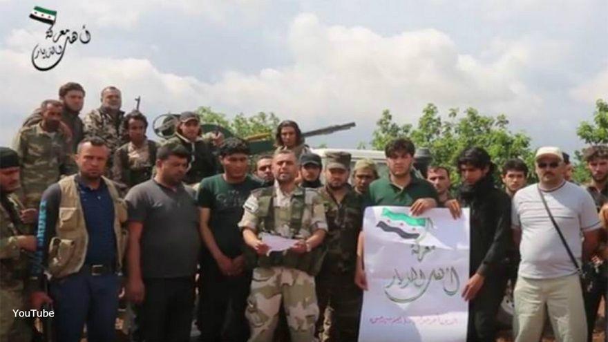 نیروهای دموکراتیک سوریه ۱۱ شورشی مخالف اسد را کشتند