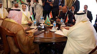 الدول الأربعة المقاطعة تتراجع عن طلب اغلاق قناة الجزيرة القطرية