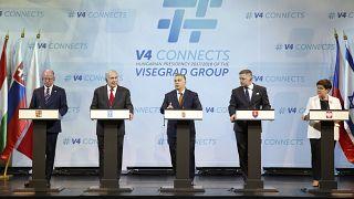 Terrorizmus elleni munkacsoportot hoznak létre a V4-ek és Izrael