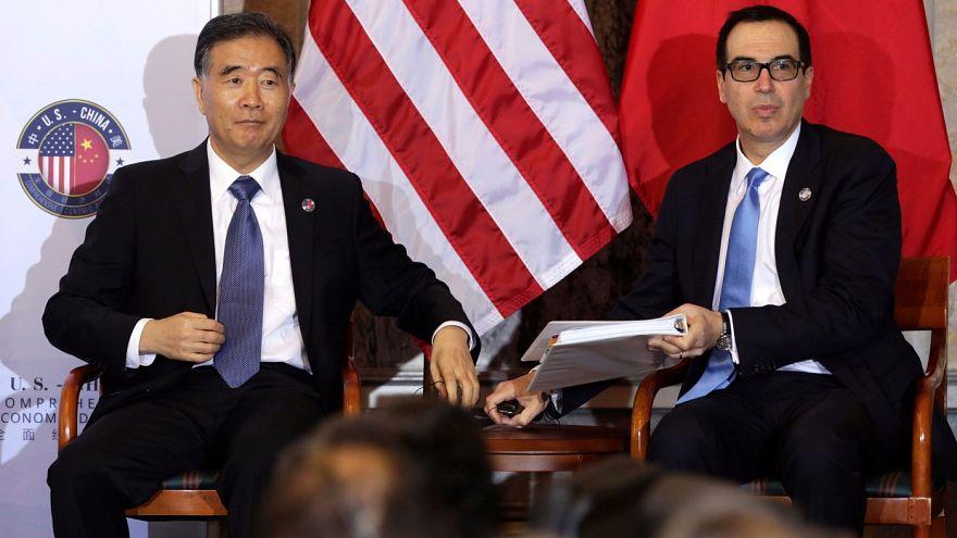 """""""Deutliche Fortschritte"""" im Handel USA-China"""
