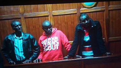 Kenya : Three citizens jailed for life for stripping, assaulting woman