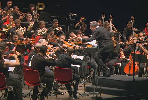 Iran shines in Ravenna under Riccardo Muti
