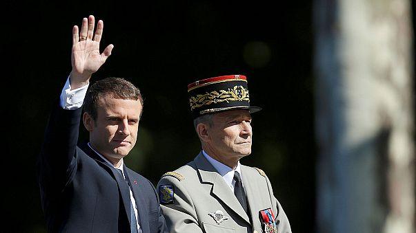 Új vezérkari főnök Franciaországban