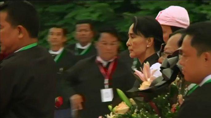 """70è """"Jour des Martyrs"""" au Myanmar"""