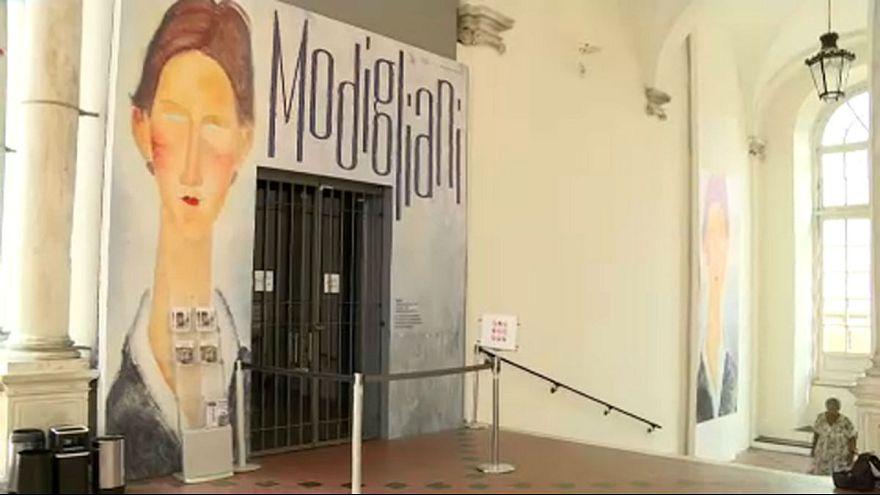 Eljárás indult a hamis Modigliani képek miatt