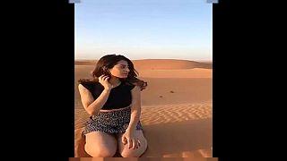 عربستان سعودی؛ دختری با دامن کوتاه آزاد شد