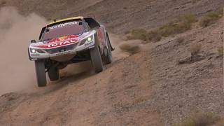Silk Way Rally: doppietta Peugeot, Despres a un passo dal trionfo