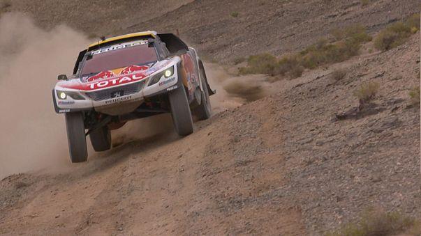 Silk Way Rally: doppietta Peugeot, Despres a un passo dal trionfo