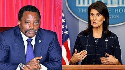 Les Etats-Unis opposés à ce que la RDC siège au Conseil des droits de l'homme