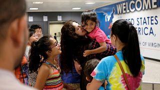 ما زال بإمكان الأجداد الالتحاق بأحفادهم رغم معارضة ترامب