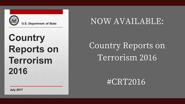 التقرير الأمريكي حول الإرهاب: إيران على رأس القائمة السوداء والسعودية وقطر مصدر للدعم المالي