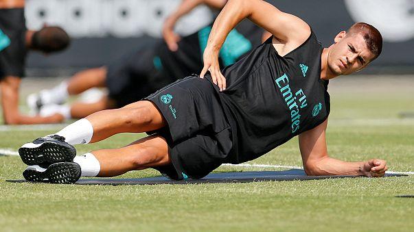 Álvaro Morata confirmado no Chelsea