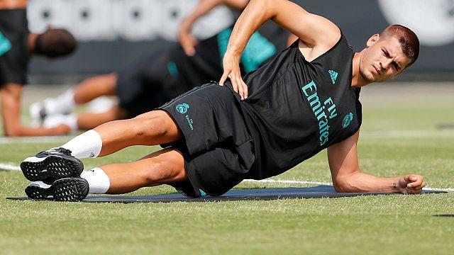Chelsea agree deal to sign Real striker Alvaro Morata