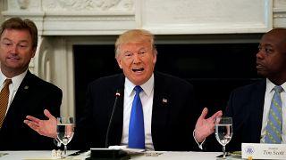 Трамп торопит республиканцев отменить Obamacare