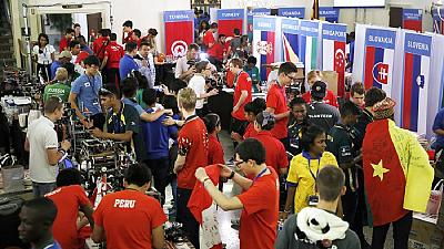 Benin, Liberia lead Africa in ranking at maiden global robotics competition