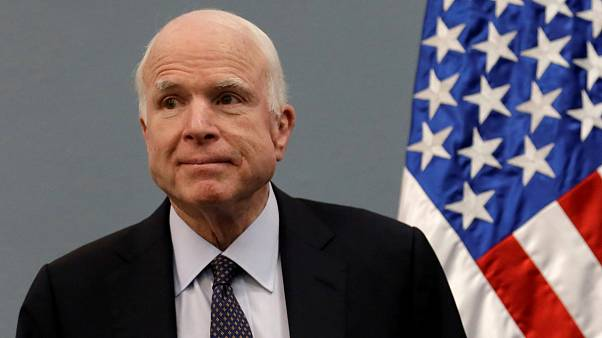 Cancer shock for John McCain