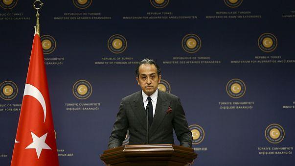 Türkiye'den Almanya'ya tepki: Diplomatik nezaketsizlik