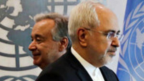 ظریف مذاکرۀ دوباره بر سر توافق هسته ای را غیرممکن دانست