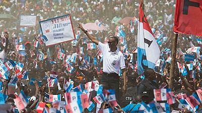 Rwanda was a buried seed that has germinated – Kagame on campaign trail