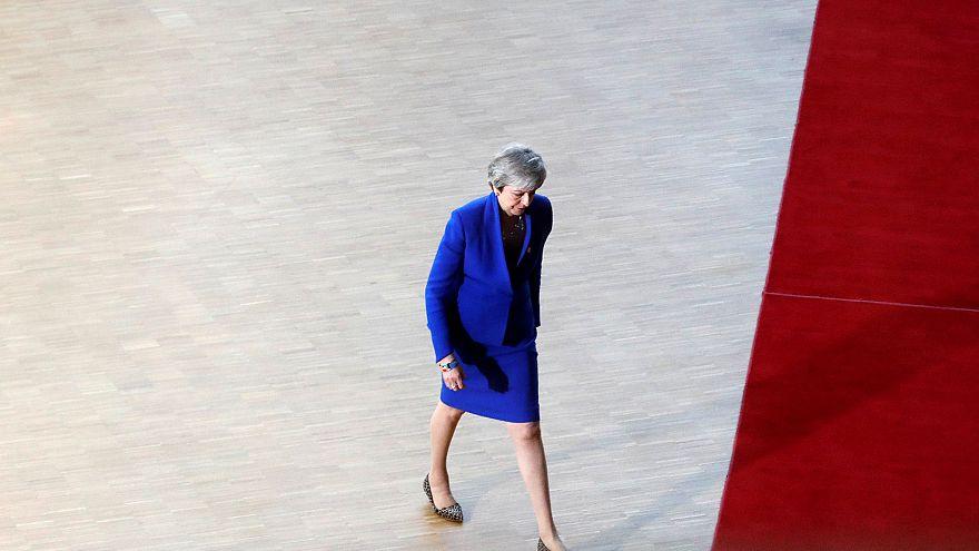 Image: Extraordinary European Union leaders summit in Brussels