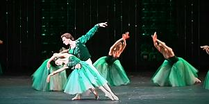 "New York Ballet combines with Paris and Bolshoi to celebrate ""Jewels"""